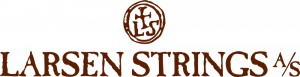 Larsen strings logo, kopi 2